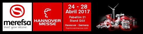 Meet us at HANNOVER MESSE 2017 - 24-28 April (H21-G03)