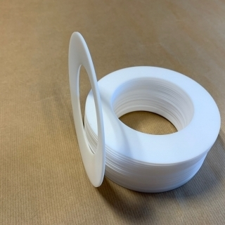 FEP+SILICONE ENCAPSULATED O-RING