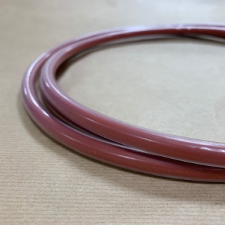 ENCAPSULATED O-RING  FEP+SILICONE Øi 786 mm X Ø 10 mm C.S.