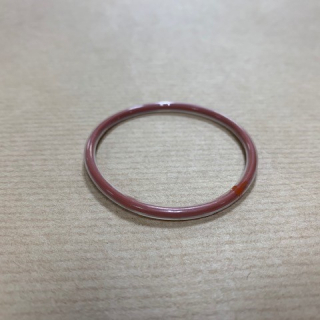 ENCAPSULATED O-RING  FEP+SILICONE Øi 42 mm X Ø 3  mm C.S.