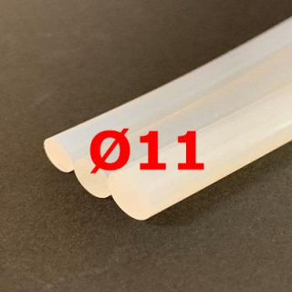 M. TRANSLUCENT SILICONE CORD FOOD GRADE 60 SH° (±5) Ø 11 mm