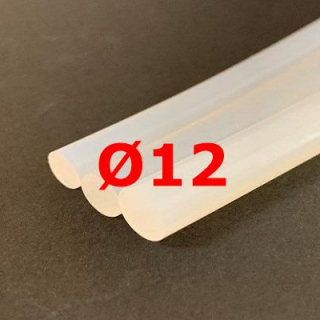 M. TRANSLUCENT SILICONE CORD FOOD GRADE 60 SH° (±5) Ø 12 mm