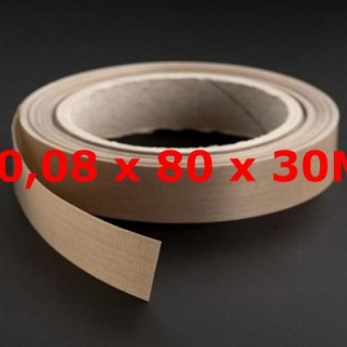 ROLLO TVT NORMAL 0,08 mm X 80mm X 30 METROS