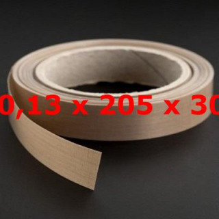 ROLLO TVT NORMAL 0,13mm X 205mm X 30 METROS