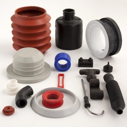 Molded / Welded Silicone Gaskets