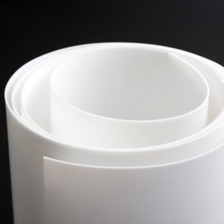 PTFE films and plates