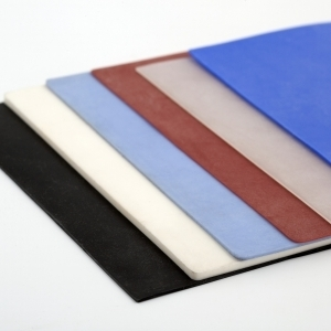 BLUE SILICONE SHEET FOOD SAFE 60 SH° (±5) 100 mm X 100 mm X 3mm (±0,3) Thickness NO TALC