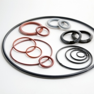 FEP or PFA encapsulated Silicone or FKM gaskets
