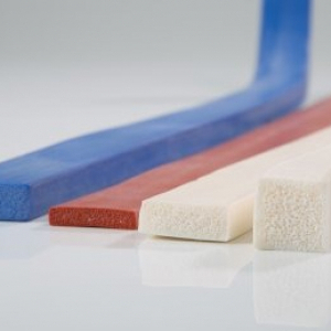 Rectangular Sponge Silicone Profiles