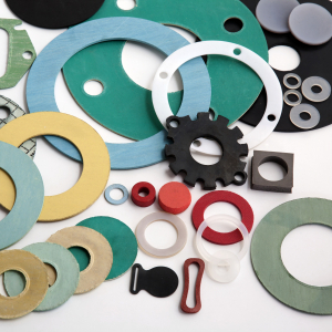 Silicone, PTFE and FKM Flat Washers and Gaskets