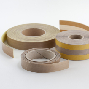 Tissue Rolls Impregnated with PTFE and Zone-Tapes