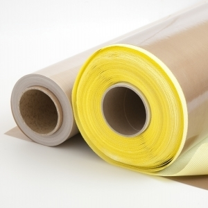 TVT ROLL WITH ADHESIVE BACKING 0,25mm X 24mm X 30 METERS