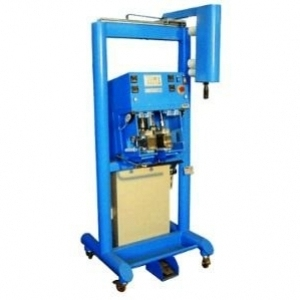 Angular welding machine for profiles