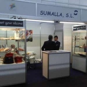 Exhibition at ITMA International 2011