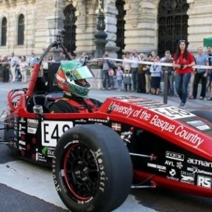 Formula Student Bizkaia collaboration renewal