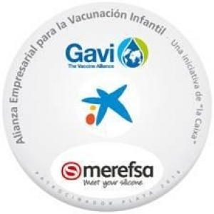 Merefsa joins GAVI with La Caixa